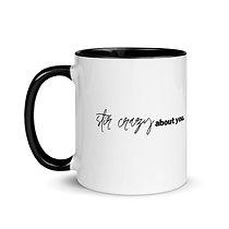 Stir Crazy About You Mug