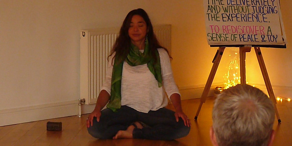 Mindfulness Space - 3rd Session