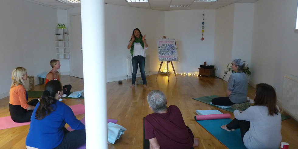 Mindfulness Space -  2nd Session
