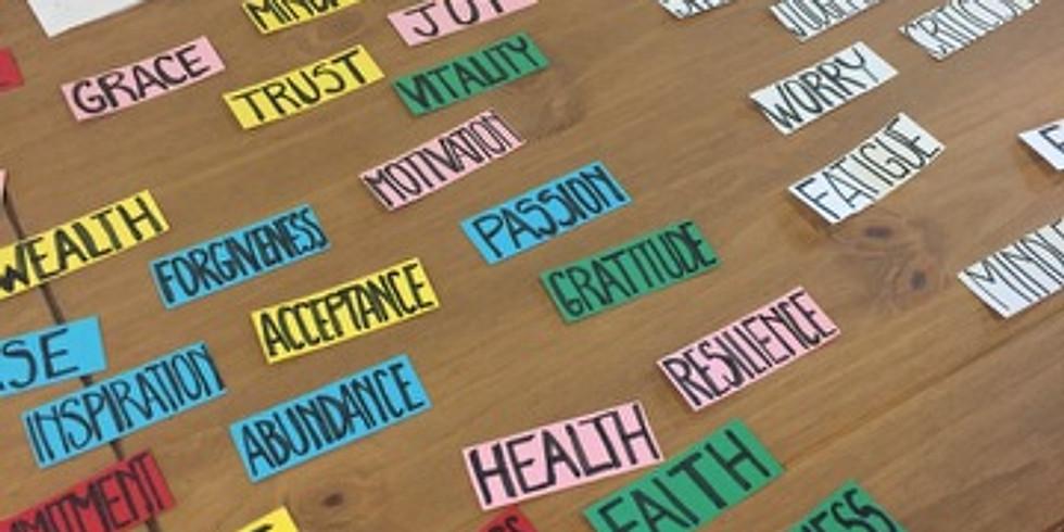 Positive Living Workshop.