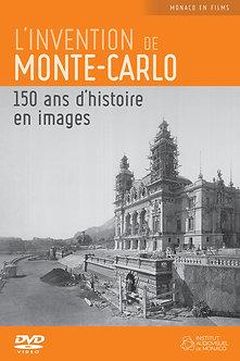 DVD MONACO EN FILMS L'Invention de Monte-Carlo