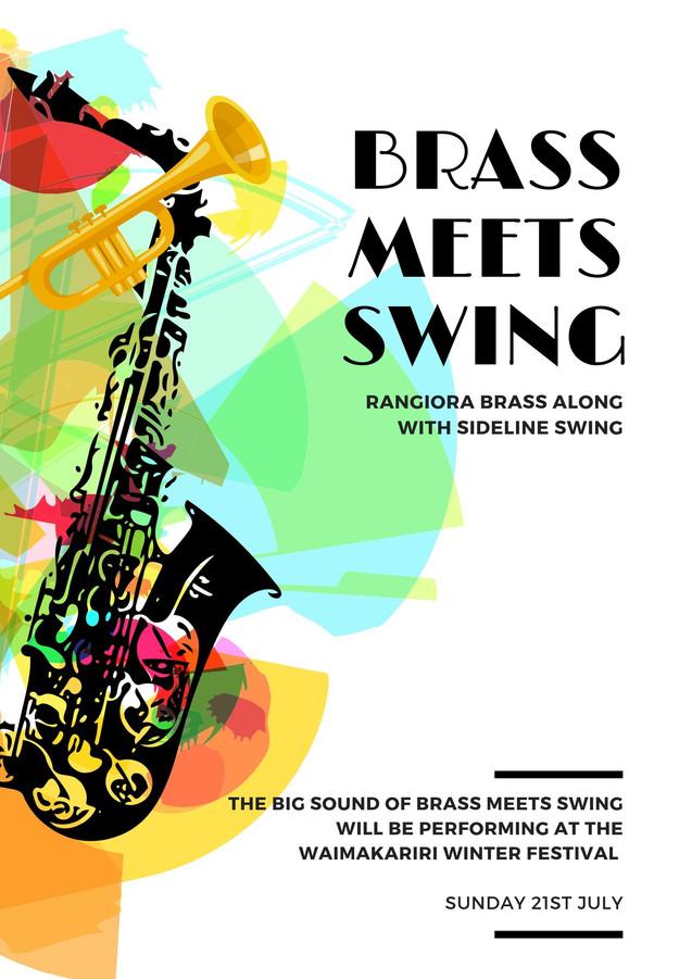 Brass meets Swing!