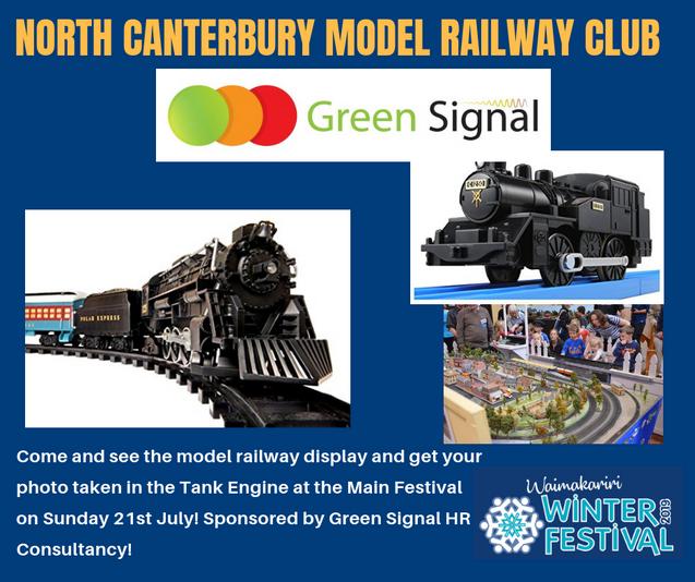 NC Model Railway Club