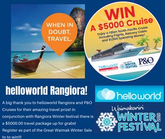 Helloworld prize