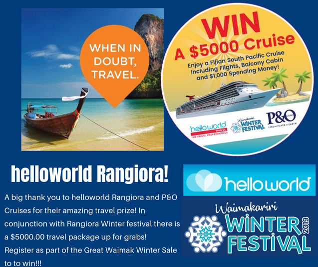 Helloworld prize