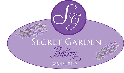 Secret Garden Bakery Logo