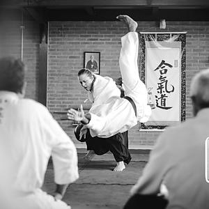 Aniversário de 01 ano do Aikido Marcelo do Nascimento