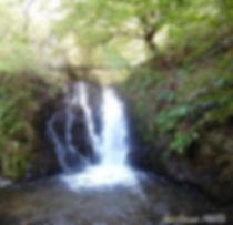 Cascade du Moulin dans le Cantal