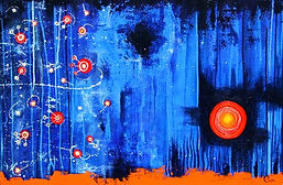 charlotte-wensley-abstract-acrylic-on-canvas-all-finding-fragments-2010