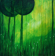 charlotte-wensley-abstract-acrylic-on-canvas-lolas-field-2009