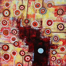 charlotte-wensley-abstract-acrylic-on-canvas-resistance-2011