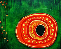 charlotte-wensley-abstract-acrylic-on-canvas-on-the-inside-2010