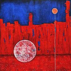 charlotte-wensley-abstract-acrylic-on-canvas-universal-shift-2010