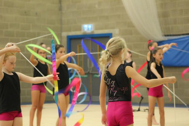 Billings Rhythmic Gymnastics