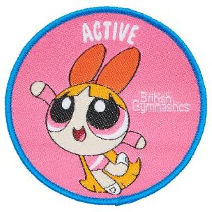 POW! Academy Badge & Certificate - Active