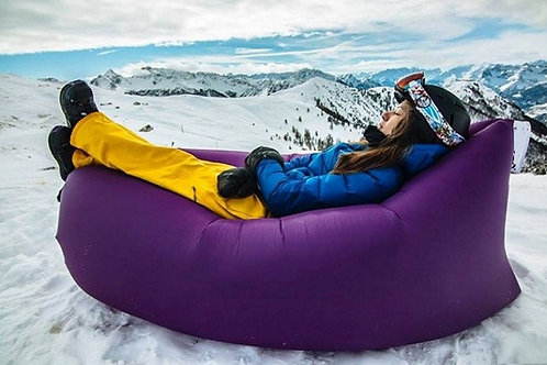LAZY BED INFLATABLE COUCH (lazy bed)