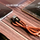 Thumbnail: KLEE K004 COWBOY LEATHER USB CABLE