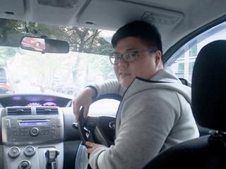 Grab Car 司机想要。。。。。。             (你会DATO上身大巴掌过去吗?)