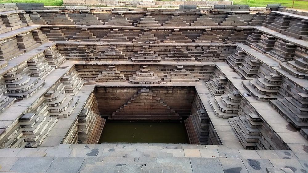 Pushkarni Hampi | Karnataka Travel