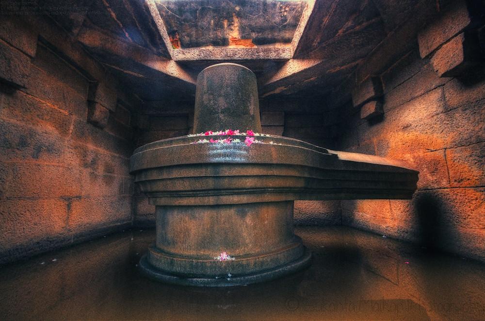 Badavi Linga largest Monolithic Shiva Linga in the world