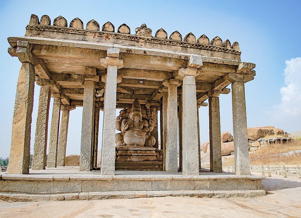 Sasivekalu Ganesha Temple Hampi | Things to see in Karnataka