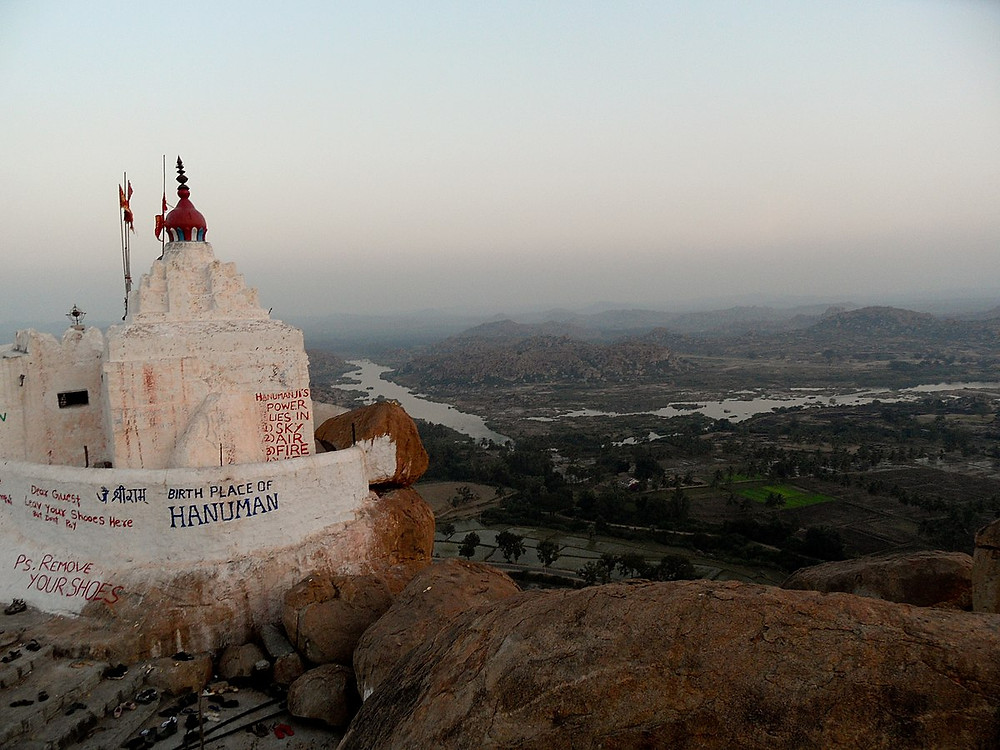Anjaney Hills Hampi | Places of Interest in Hampi | Birth Place of Lord Hanuman