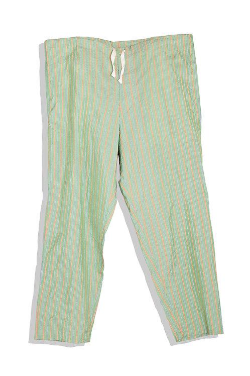 Y's super wide sleeping pants (green)