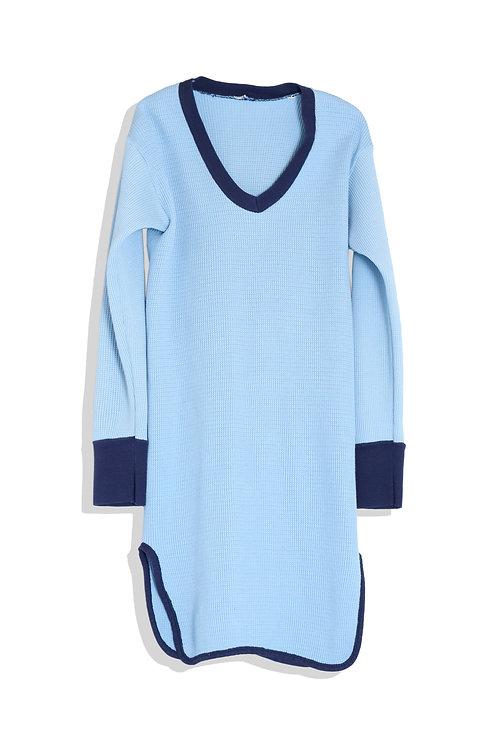 the blue underwear