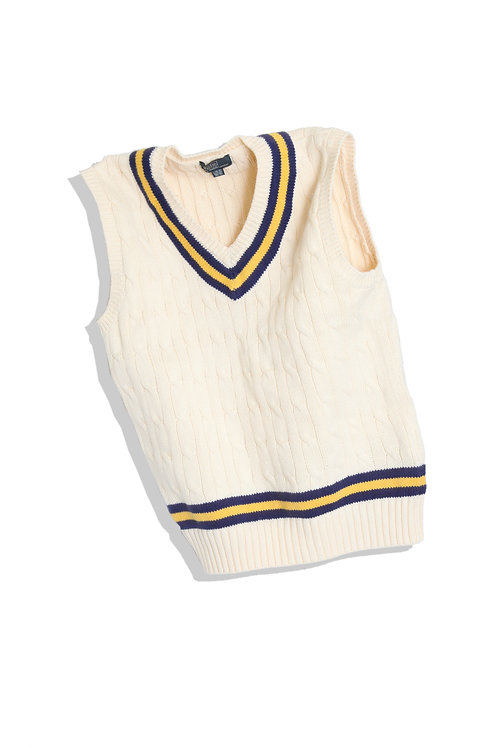 Classic Polo Vest