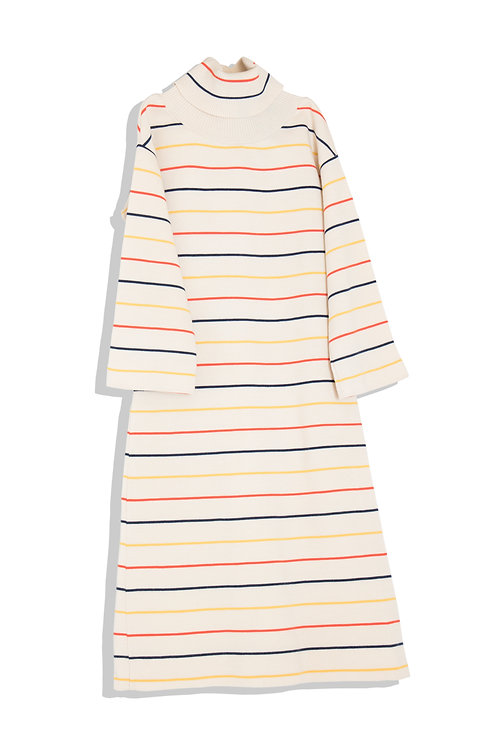 multi colored vintage dress for M