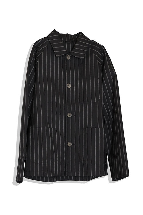 well; Chore jacket 2 (black)