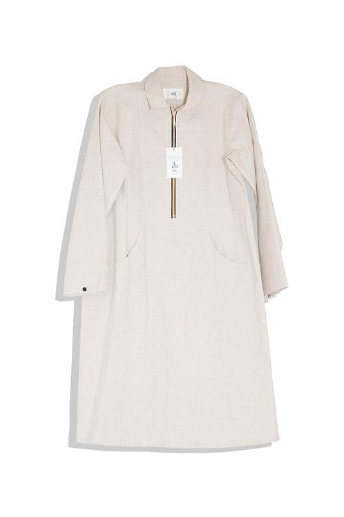 well; Chore dress (ivory)