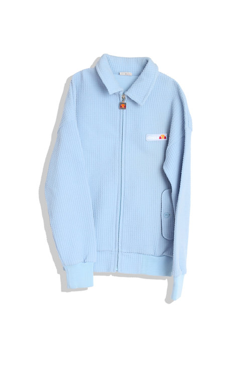 waffle material drizzler jacket