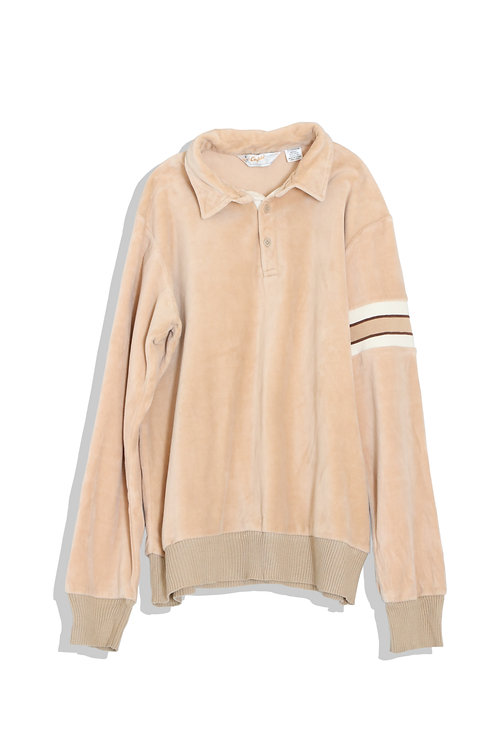 camel colored sport top