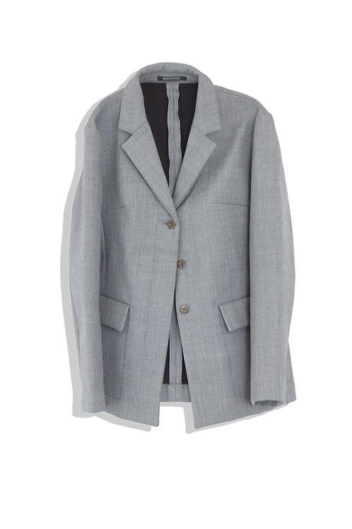 sporty jacket fleece inside