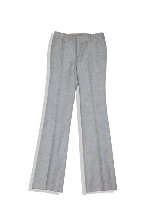 Flared trousers for day& night
