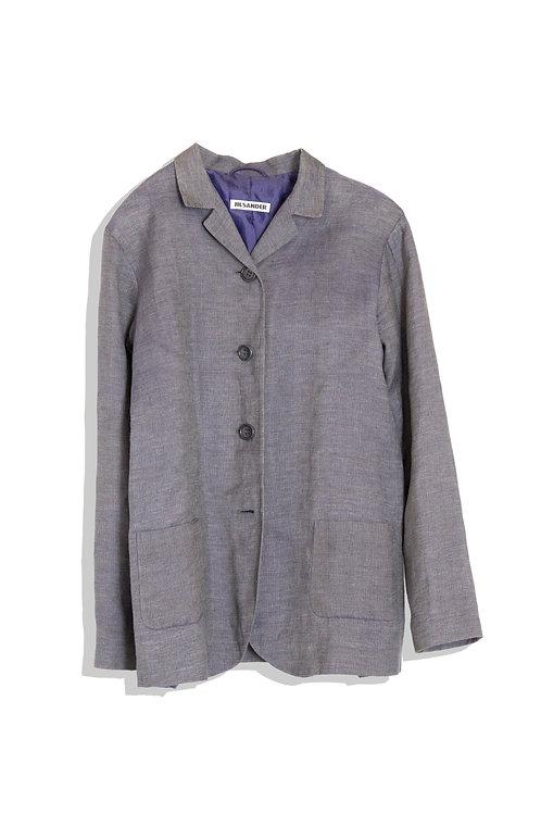 Jil Sander ephemeral jacket