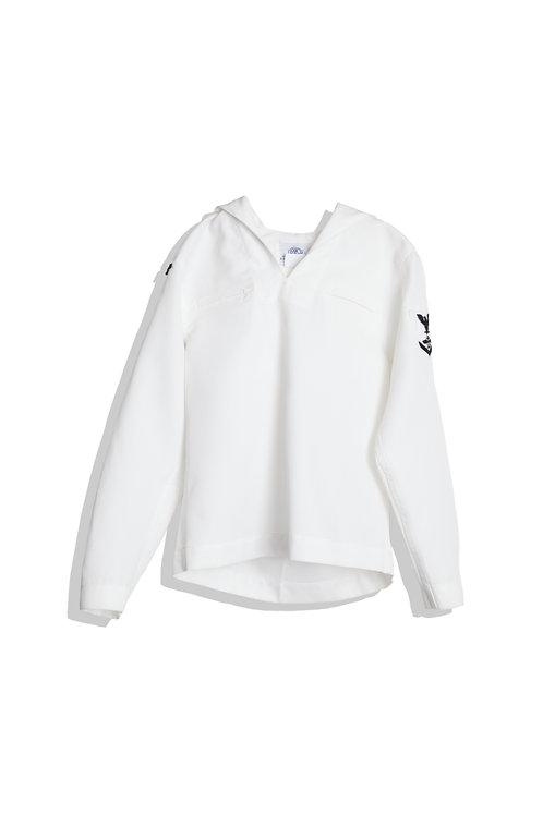 US Navy white shirts
