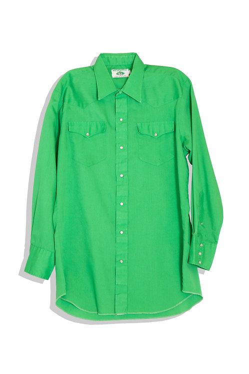 early summer green shirts