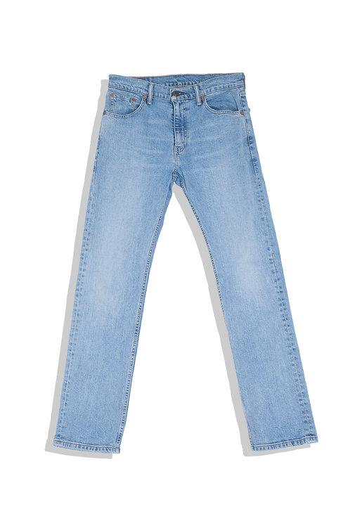 sacred denim trousers