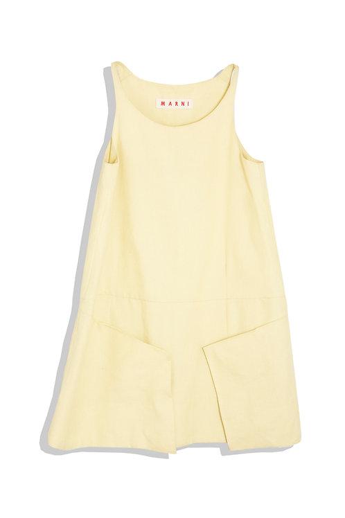 MARNI's girly mini dress