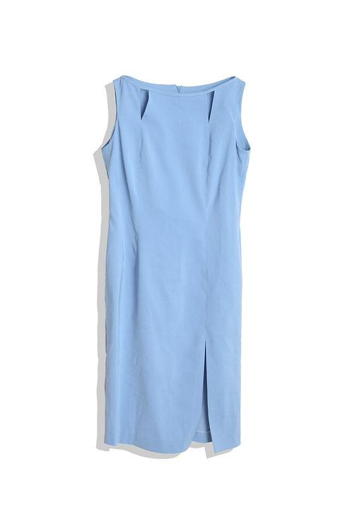 Milky Blue Dress