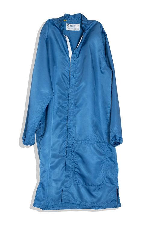 blue carbon coat
