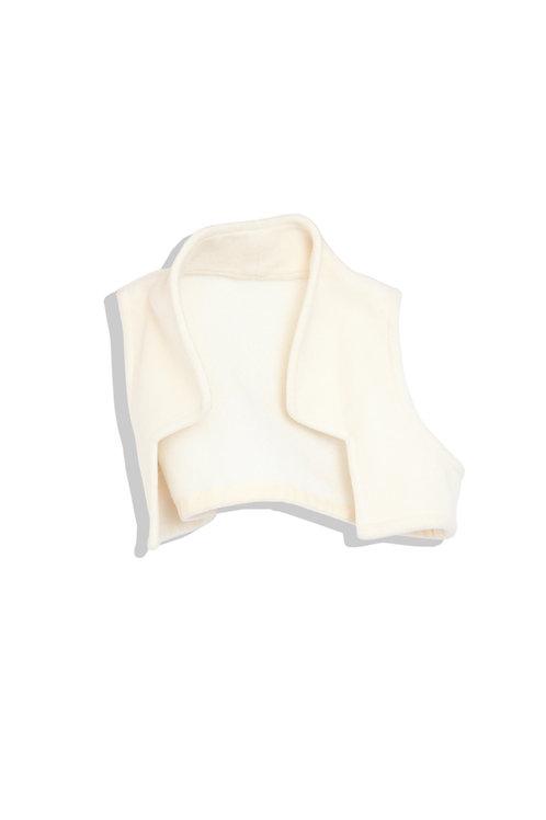 Y's short vest