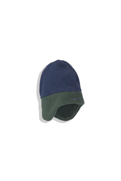 fleece cap with ear guard