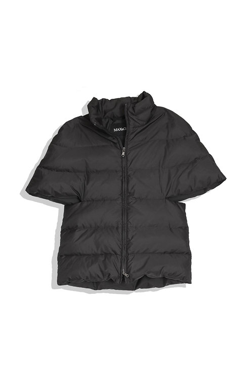 down jacket half sleeves
