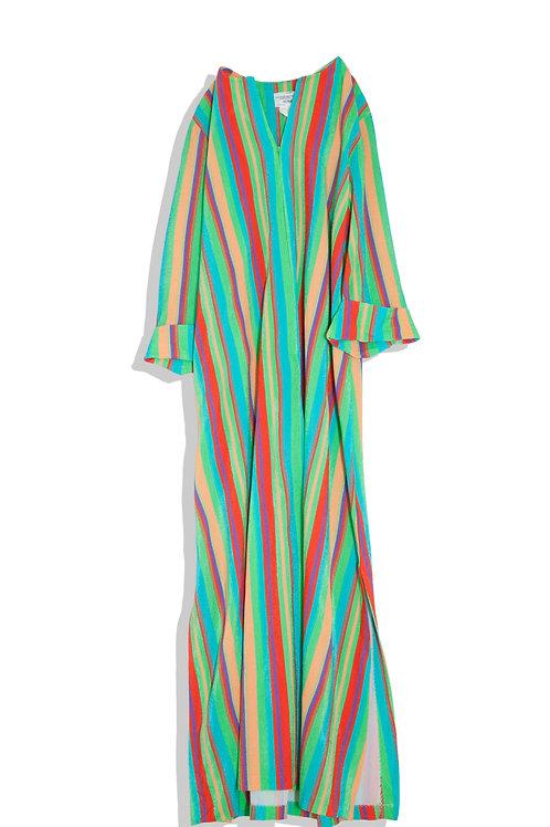flamboyant maxi tunic