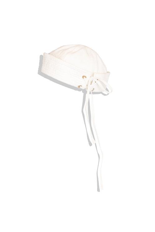 PRADA's sailor hat