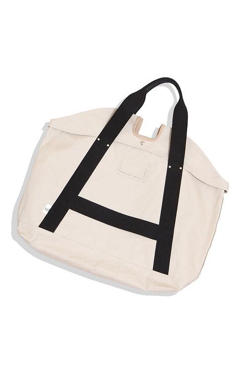 well; A-bag (beige)