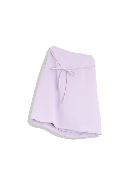 Colored Purple Skirt